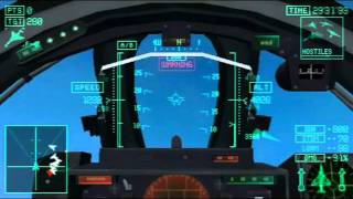 エースコンバットX2 ジョイントアサルト(プレイ動画のPV!?)