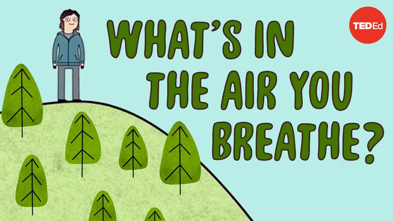 What's in the air you breathe? - Amy Hrdina and Jesse Kroll