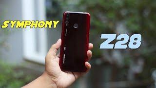 Symphony Z28 Full Review in Bangla | মাএ ৮৯৯০৳ অসাধারণ ফোন😍