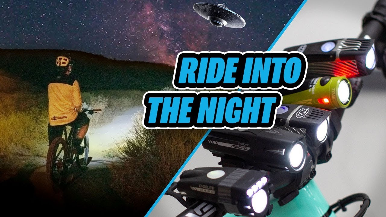 Night Riding Mtb Lights The Top 5 Lights Tips Tricks Youtube
