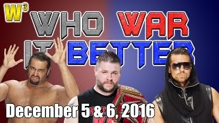 The Heels All Make Good Points! | Who War It Better