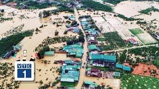 Vì sao Phú Quốc, Tây Nguyên mưa lớn bất thường?