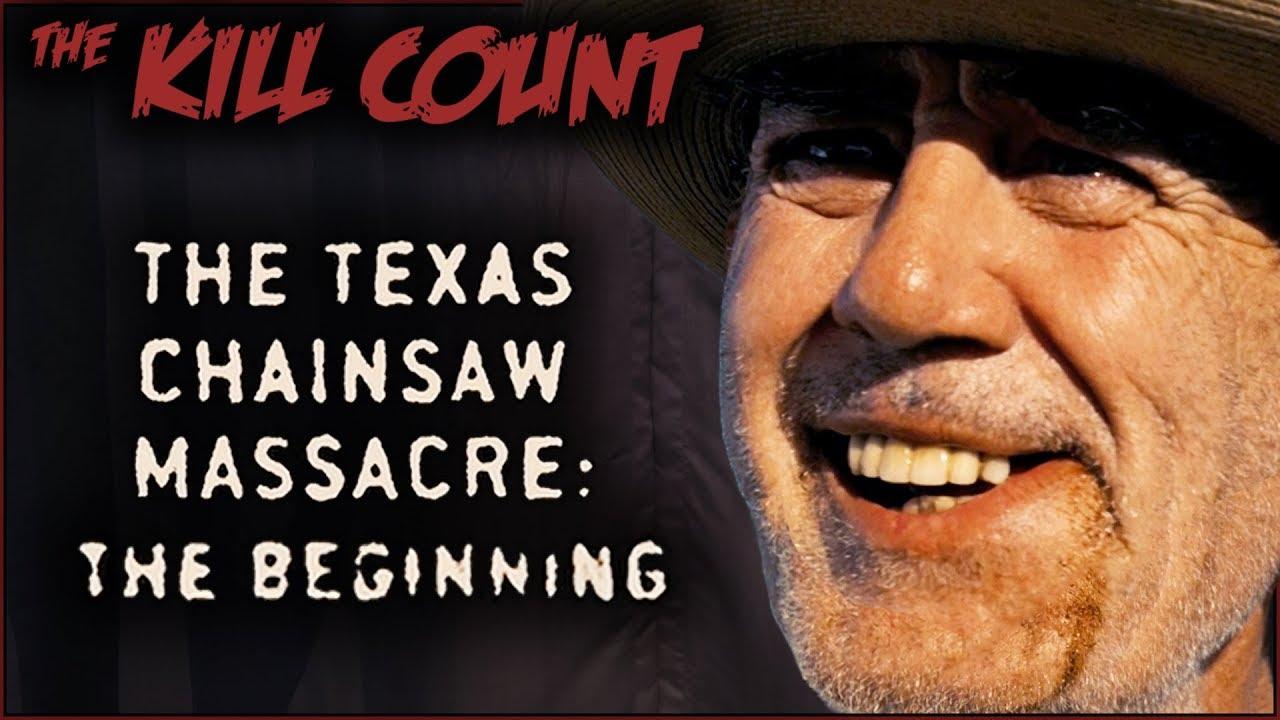 The Texas Chain Saw Massacre (1974) KILL COUNT - YouTube   Texas Chainsaw Massacre