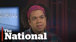 Micah White on the CBC's The National