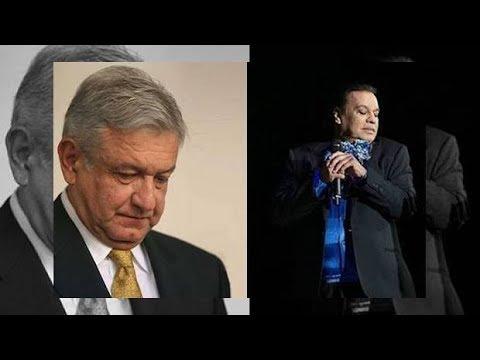 ¡SE PIDE APOYO AL PRESIDENTE PARA EL REGRESO DE JUAN GABRIEL!