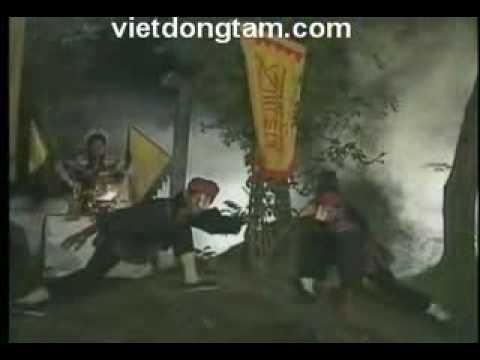 Mộc Quế Anh phá Thiên Môn Trận 1 phần 1