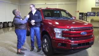 2018 Ford F150 Revealed, New Diesel, New V-6, 10-speeds Galore, Start-stop