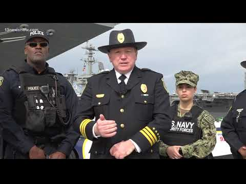 Navy aims to double number of civilian police