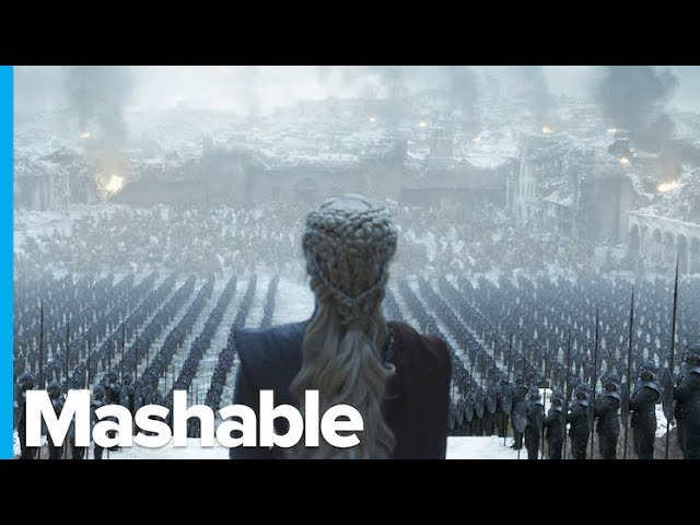 Game of Thrones Season 8 The Final Episode Recap — The Iron Throne