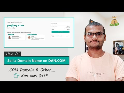How To Sell a Domain Name on DAN - [Free Listing | Earn $100 to $1000] 🔥