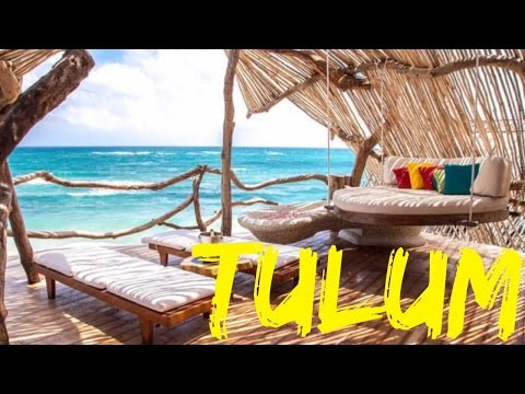 Exploring magical TULUM, MEXICO, TRAVEL VLOG | AZULIK & LIVE TULUM