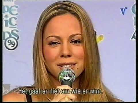 Mariah Carey on losing MTV EMA to Whitney Houston