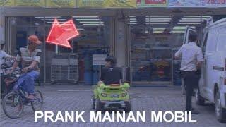 PRANK MOBIL MAINAN | PRANK INDONESIA 3 BY : Yudist Ardhana