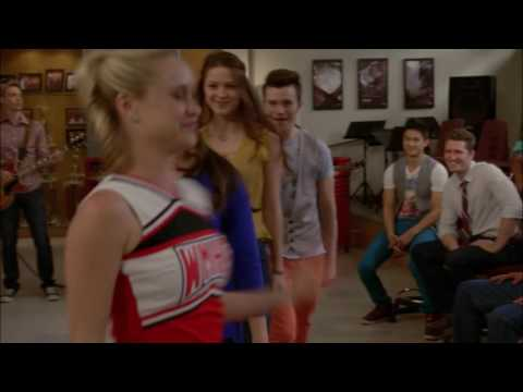 GLEE Full Performance of You Are the Sunshine of My Life