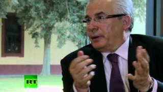 Интервью Бальтасара Гарсона, адвоката Ассанжа