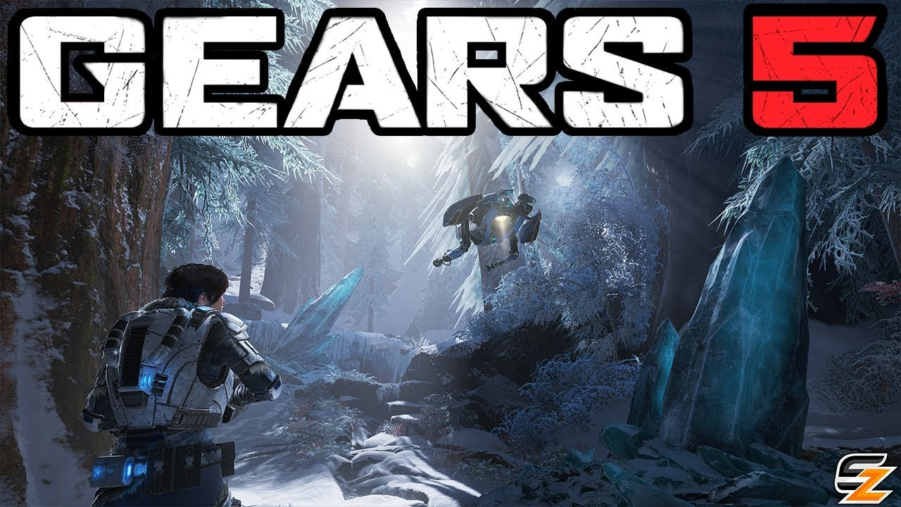 GEARS 5 News - Open World Exploration! Nexus Locust Ruins, New Hope & Mount Kadaar! thumbnail