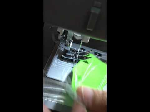 Review : จักรเย็บผ้า Singer รุ่น 4432 - เทคนิคการเย็บ การเย็บซิกแซก การทำรังดุม การอัดกระดาษกาว