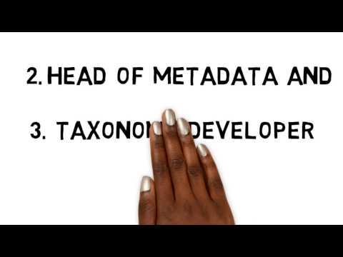 Metadata Librarian