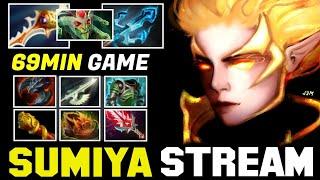Sumiya Full Slotted Invoker vs Rapier + Trident Medusa   | Sumiya Invoker Stream Moment #1309