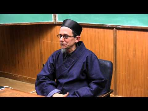 Ming Liu on Chinese Daoism (Taoism) -  March 14, ACS Colloquium at CIIS (Part 1)