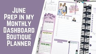 All clip of dashboard happy planner monthly | BHCLIP COM