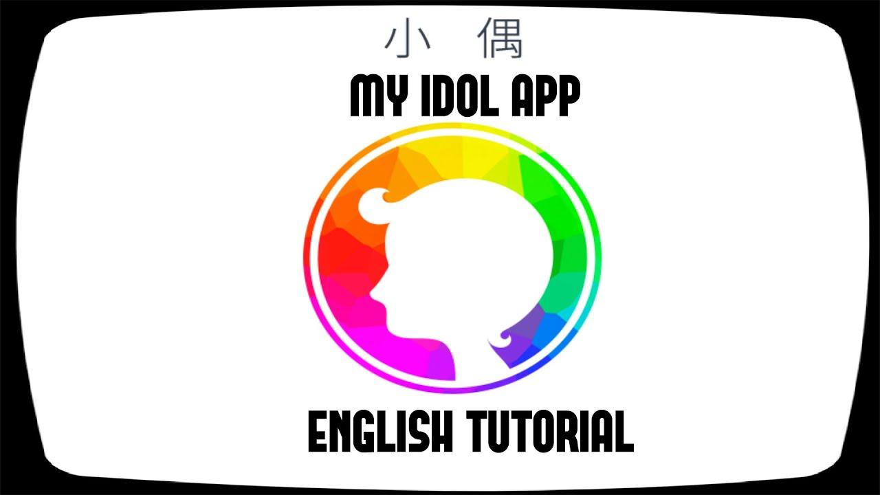 complete myidol app tutorial