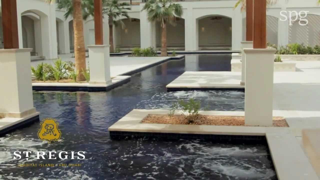 Luxury Hotels in Abu Dhabi - St Regis, Sheraton, Le Meridien, Westin, Aloft