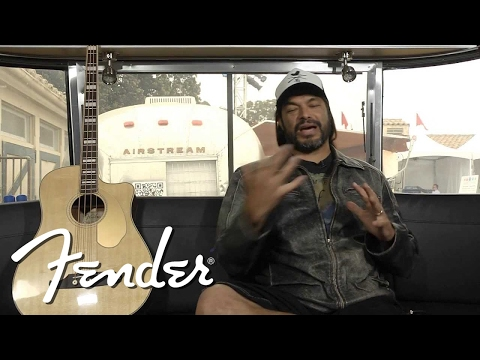Fender Vision Exclusive   Robert Trujillo   Fender