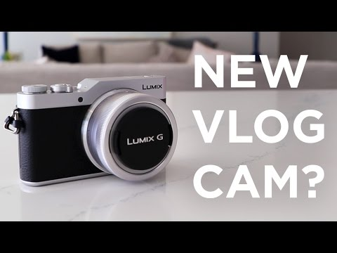 PANASONIC LUMIX GX850 4K Camera Unboxing and First Impressions