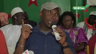 Campagne électorale: Barthelemy Dias déroule son programme et demande à ses jeunes de faire...