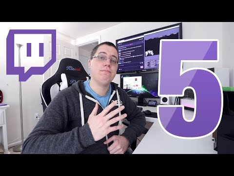 5 Ways to Grow Your Twitch Channel in 2018