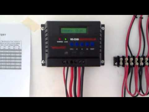 Starter Home Solar Power System - Youtube