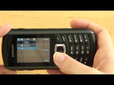 Samsung B2710 Xcover Test Kamera
