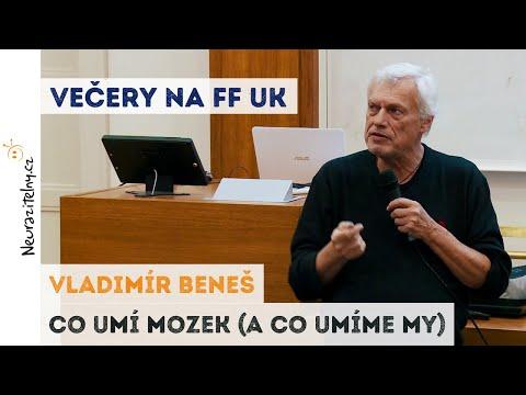 Vladimír Beneš - Co umí mozek (a co umíme my) | Neurazitelny.cz | Večery na FF UK
