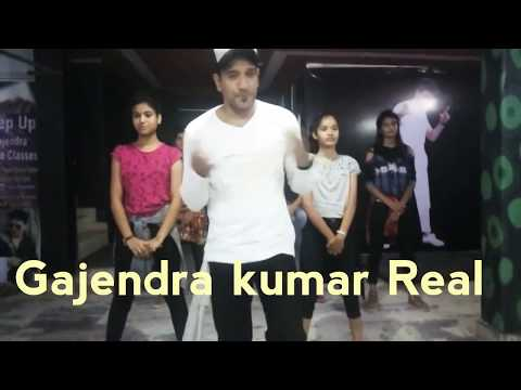 Tutorial [ Thug Ranjha ] Dance Teach By - Gajendra Kumar