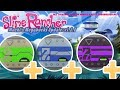 All treasure pods in Nimble Valley chronologically |Slime Rancher
