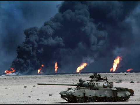 Incendios Pozos Petroleros En Kuwait by Carlos Gonzalez