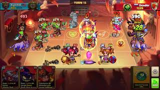 Mighty Party: League 1 |  Effect Damage Deck screenshot 2