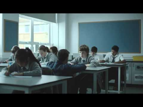 British Heart Foundation emotional ad  Classroom touching great commercial