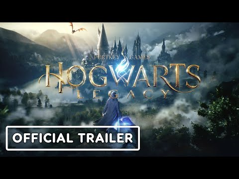 Hogwarts Legacy – Official Reveal Trailer | PS5 Showcase