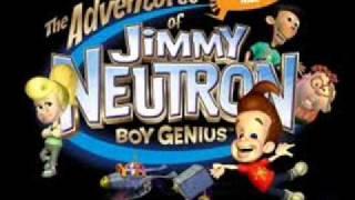 Jimmy Neutron - Egyptian Beach Party
