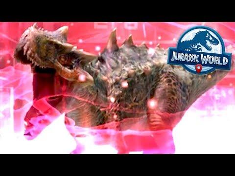 Rajaklyosaurus Hybrid!!! - Jurassic World Alive | Ep31 ( Jurassic GO )
