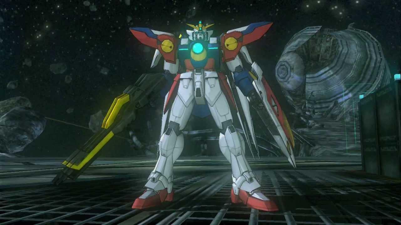 DynastyWarriors Gundam 3 Gameplay Heero Yuy Wing