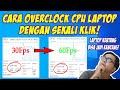 Gambar cover Cara Overclock CPU Untuk Laptop Kentang Cukup Sekali Klik Terbaru!