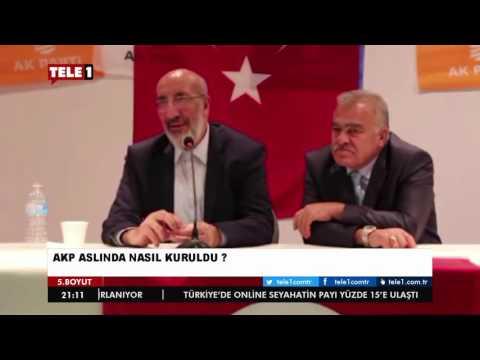 Bir ABD projesi AKP nasıl iktidar oldu? | Tele1 TV
