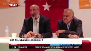 Bir ABD projesi AKP nasıl iktidar oldu?  Tele1 TV