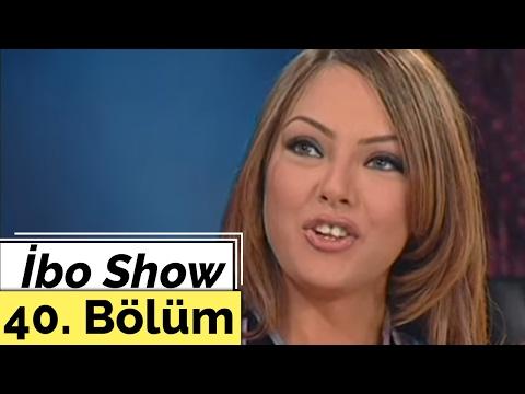 İbo Show - 40. Bölüm (Ebru Gündeş - Aydemir Akbaş) (2000)