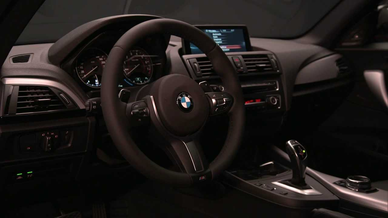 2014 BMW 2 Series Coupe Interior Design