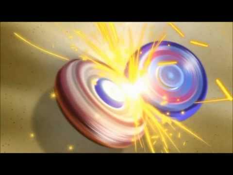 Beyblade Metal Masters Galaxy Pegasus vs Meteo Ldrago