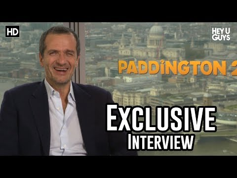 Producer David Heyman Exclusive   Paddington 2